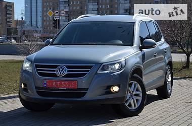Volkswagen Tiguan 2010 в Харькове