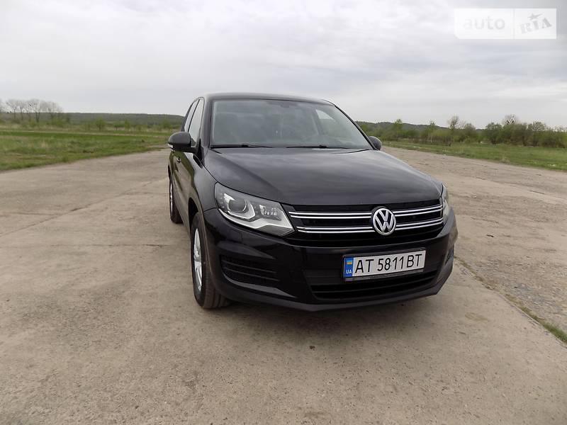 Volkswagen Tiguan 2013 в Калуше