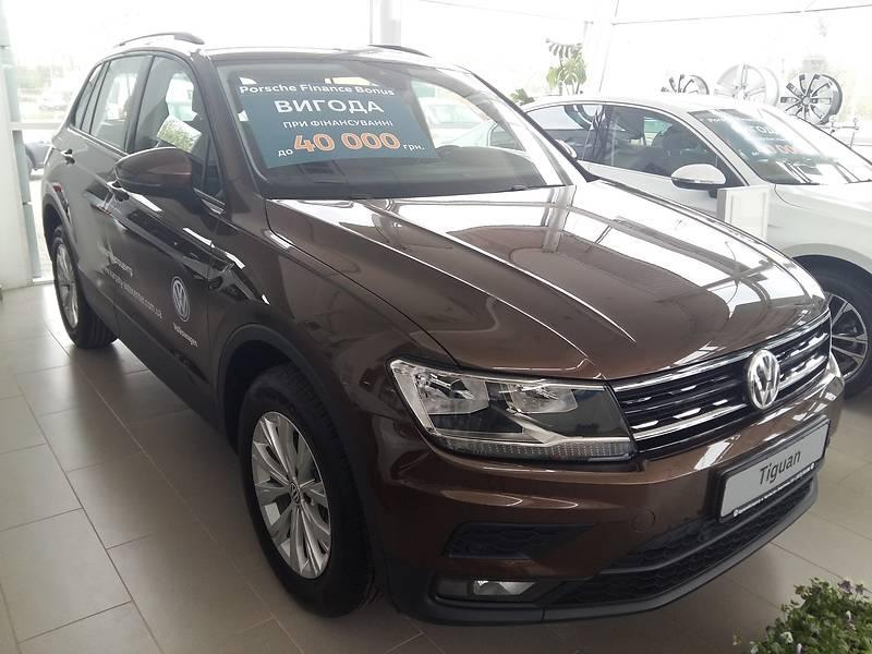 Volkswagen Tiguan 2018 в Черновцах