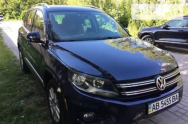 Volkswagen Tiguan 2014 в Виннице