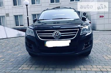 Внедорожник / Кроссовер Volkswagen Tiguan 2011 в Одессе