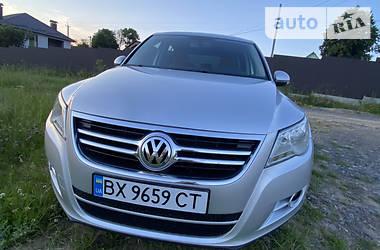 Позашляховик / Кросовер Volkswagen Tiguan 2010 в Хмельницькому