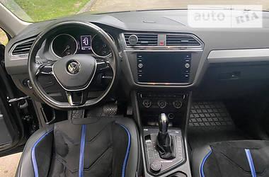 Внедорожник / Кроссовер Volkswagen Tiguan 2018 в Киеве