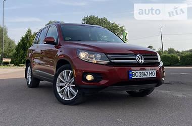 Внедорожник / Кроссовер Volkswagen Tiguan 2013 в Дрогобыче