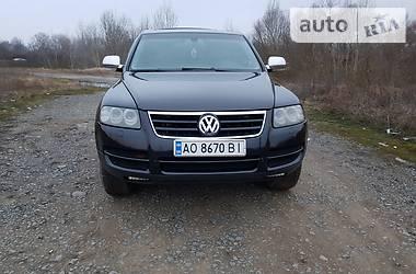 Volkswagen Touareg 2004 в Ужгороде
