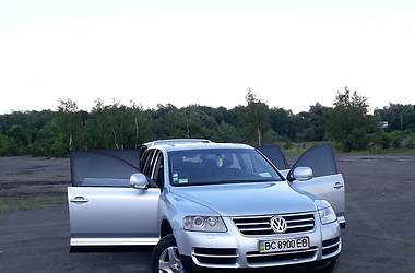 Volkswagen Touareg 2005 в Червонограде