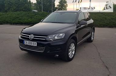 Volkswagen Touareg 2014 в Умани