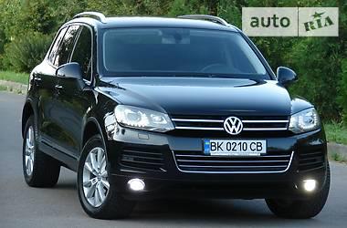 Volkswagen Touareg 2013 в Ровно