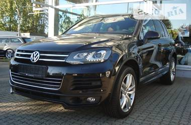 Volkswagen Touareg 2014 в Львові