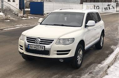 Volkswagen Touareg 2009 в Киеве