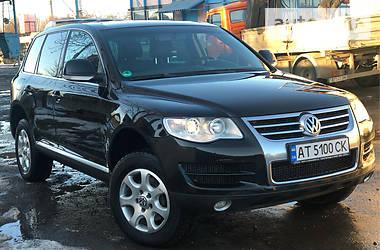 Volkswagen Touareg 2008 в Ивано-Франковске