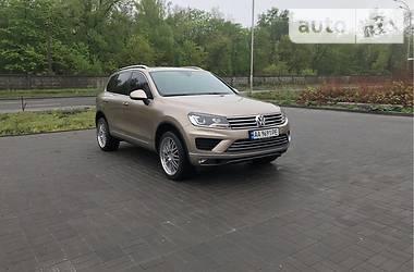 Volkswagen Touareg 2017 в Києві