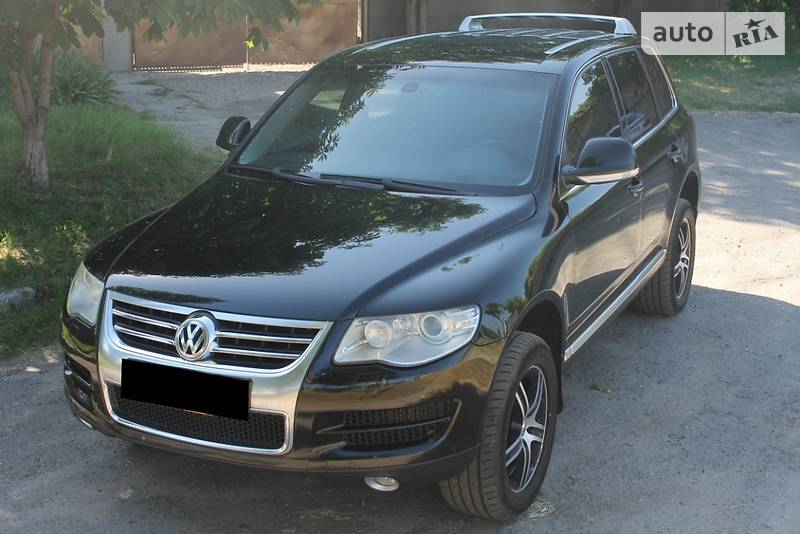 Volkswagen Touareg 2007 года в Николаеве