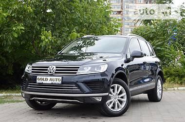 Volkswagen Touareg 2016 в Одесі