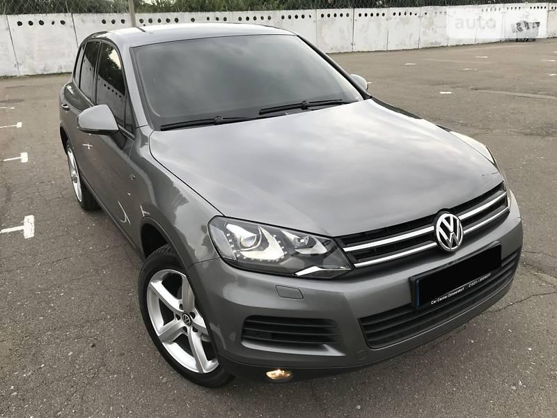 Volkswagen Touareg 3.0 TDI, R-line