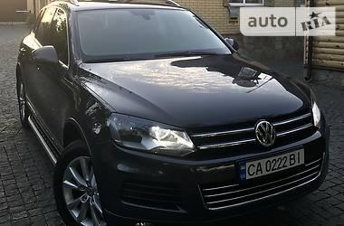 Volkswagen Touareg 2012 в Умани