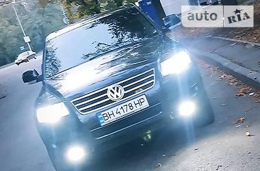 Внедорожник / Кроссовер Volkswagen Touareg 2006 в Одессе