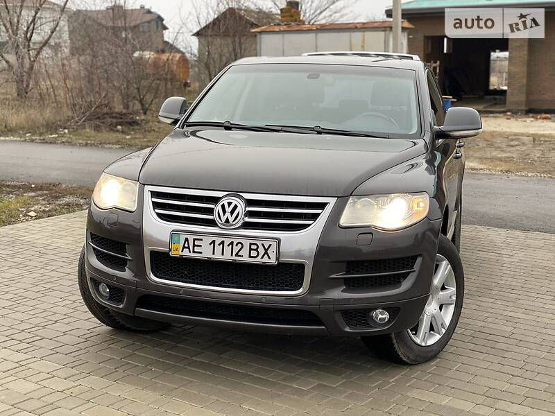 Volkswagen Touareg 2008 в Днепре