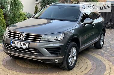 Volkswagen Touareg 2017 в Гайвороне