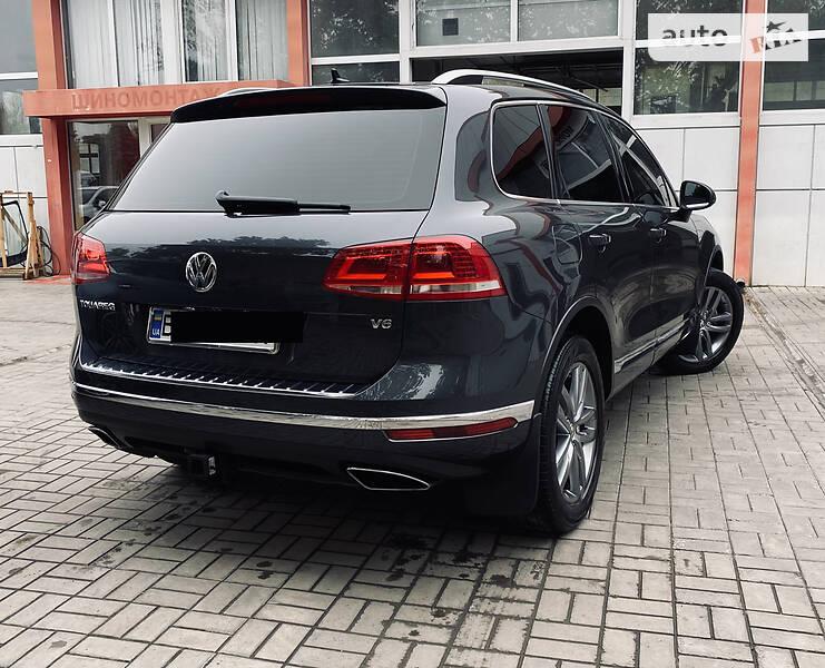 Volkswagen Touareg 2015 в Херсоне