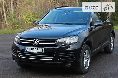 Volkswagen Touareg 2013 в Ивано-Франковске
