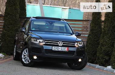 Volkswagen Touareg 2013 в Трускавці