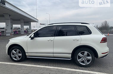 Volkswagen Touareg 2011 в Одессе