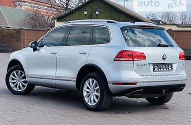 Volkswagen Touareg 2017 в Каменском