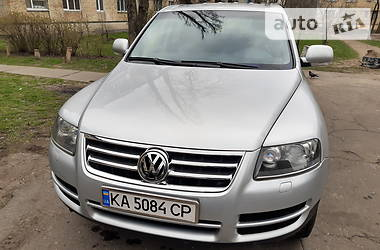 Volkswagen Touareg 2006 в Киеве