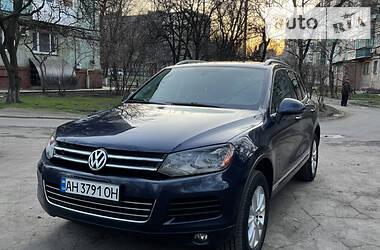 Volkswagen Touareg 2012 в Киеве