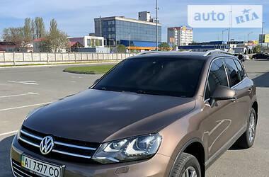 Внедорожник / Кроссовер Volkswagen Touareg 2012 в Борисполе
