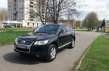 Внедорожник / Кроссовер Volkswagen Touareg 2008 в Черкассах