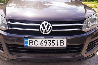 Внедорожник / Кроссовер Volkswagen Touareg 2011 в Львове