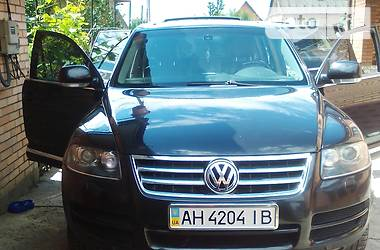 Внедорожник / Кроссовер Volkswagen Touareg 2006 в Курахово
