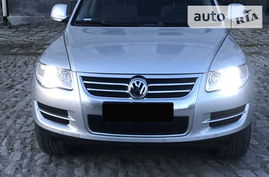 Позашляховик / Кросовер Volkswagen Touareg 2007 в Кам'янець-Подільському