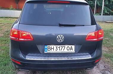 Позашляховик / Кросовер Volkswagen Touareg 2013 в Одесі