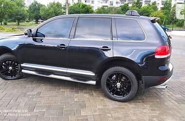Внедорожник / Кроссовер Volkswagen Touareg 2006 в Лисичанске