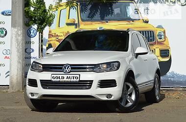 Внедорожник / Кроссовер Volkswagen Touareg 2011 в Одессе