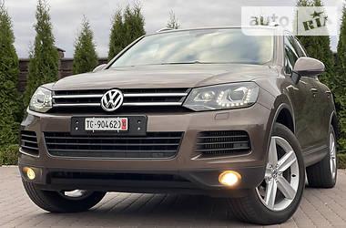 Внедорожник / Кроссовер Volkswagen Touareg 2012 в Ровно
