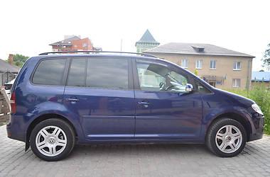 Volkswagen Touran 2007 в Пустомытах