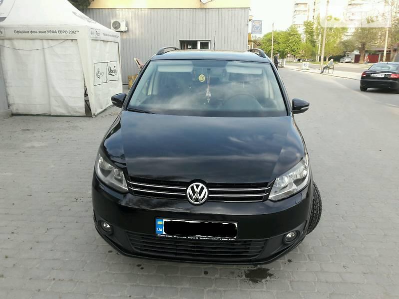 Volkswagen Touran 2011 в Каменец-Подольском