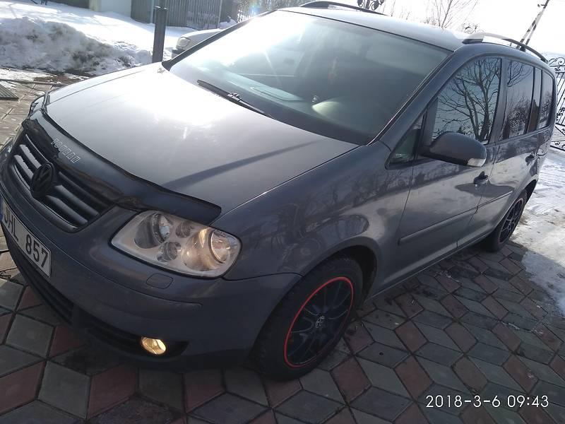 Volkswagen Touran 2004 в Черновцах