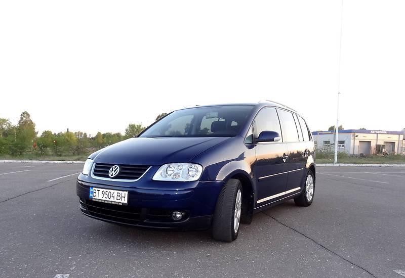 Volkswagen Touran 2005 в Северодонецке