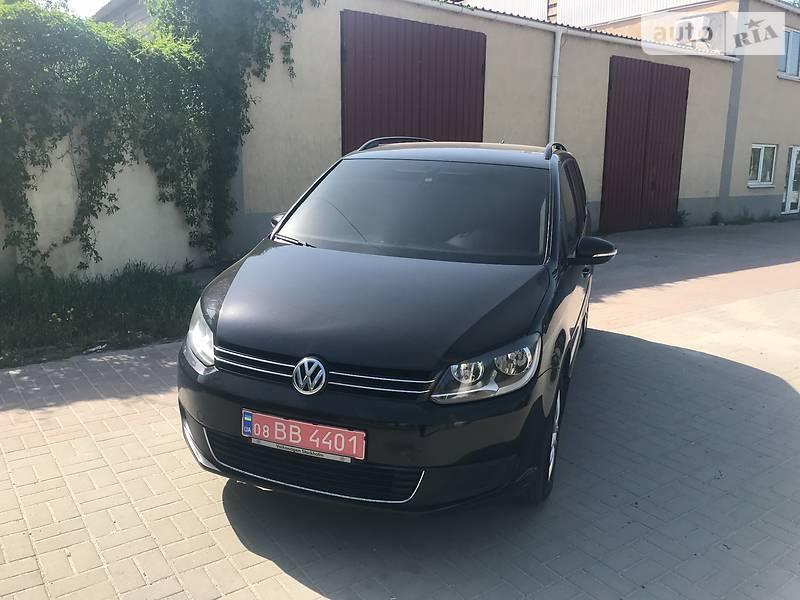 Volkswagen Touran 2012 в Запорожье