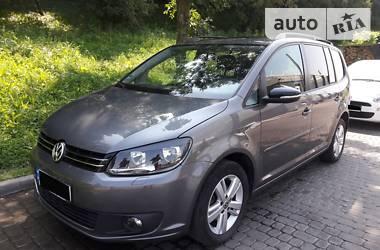 Volkswagen Touran 2012 в Львове
