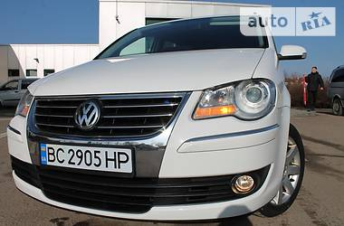 Volkswagen Touran 2008 в Дрогобыче