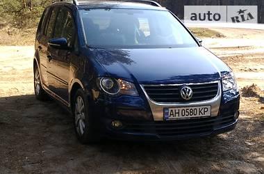 Volkswagen Touran 2009 в Славянске