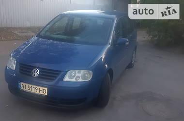 Volkswagen Touran 2003 в Броварах