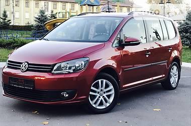 Volkswagen Touran 2012 в Каменском