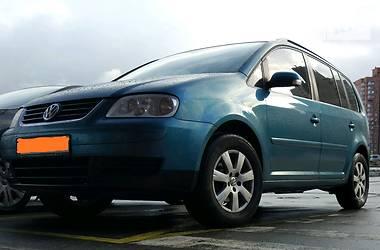 Volkswagen Touran 2003 в Киеве